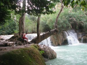 Basin au Laos