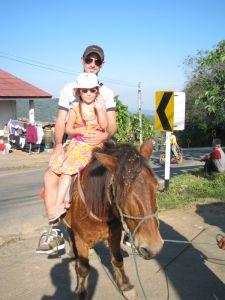 Journée d'équitation