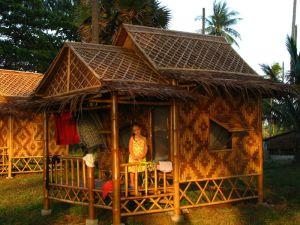 Notre petite maison sur l'océan Indien