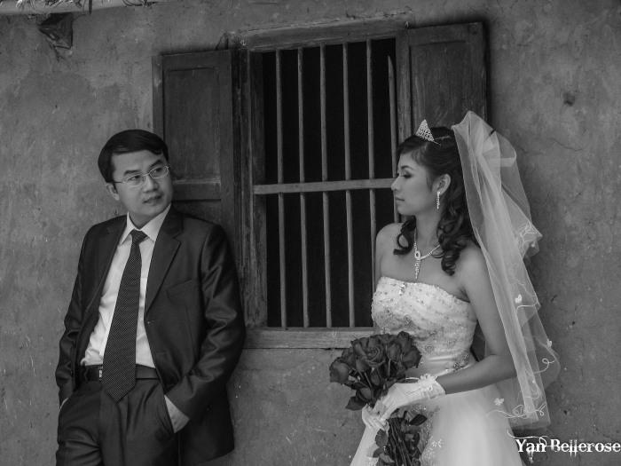 Mariage près de Hanoi