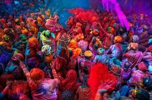 Holi, festival des couleurs
