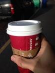 Mon café Starbucks
