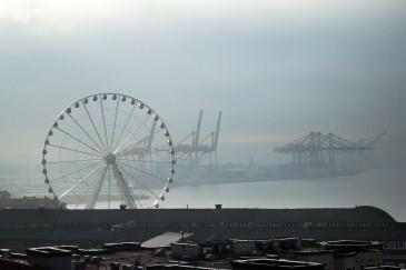 Port et sa grande roue