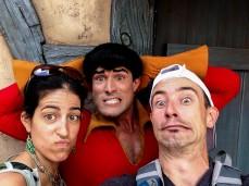 Gaston, La Belle et la Bête