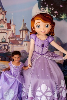 Corail et Princesse Sophia