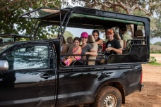 Jeep de Safari