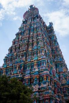 Gopurams