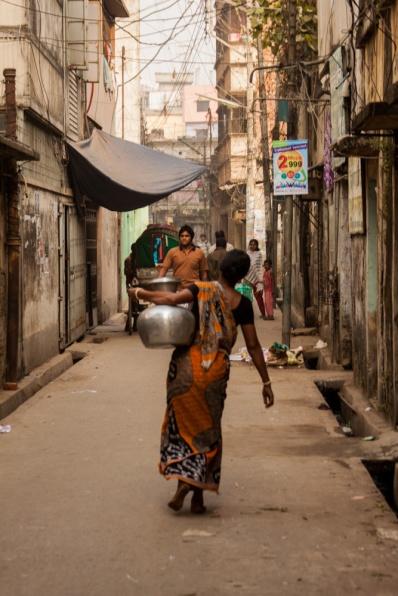 Ruelle de Dhaka