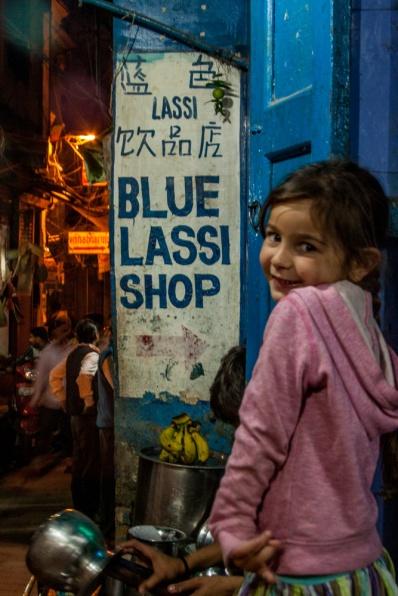 Blue Lassi Shop