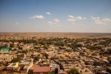 Jaisalmer et le désert