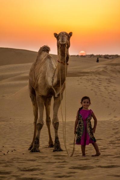 Corail et son chameau