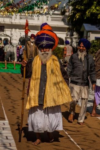 Pèlerin Sikh