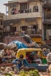 Vie à Delhi