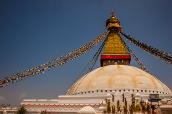 Bodnath - Stupa