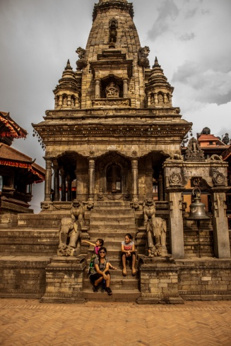 Temple qui n'existe plus