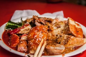 Petit déjeuner chinois