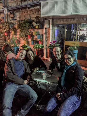Eldad, Odelia et nous