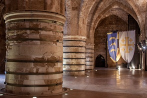 Hall des chevaliers