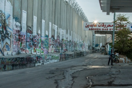 Mur Israël - Palestine