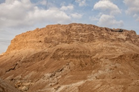 Masada c'est tout en haut