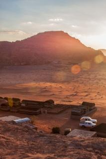 Campement bédouin